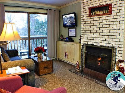 Photo for Ski home to this beautiful condo with shuttle to Slopes