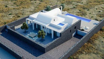 Photo for Samsara - Santorini Luxury Retreat