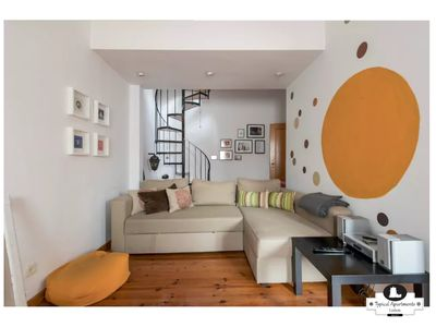 Photo for Shutterbug, Typical Apartment is a charming duplex in central Lisbon