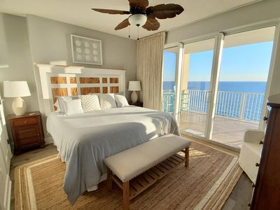 Photo for Quiet, Romantic Beach Home, End Unit w/ Fantastic Views and Beach Service