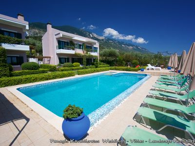 Photo for Villa Lucia Apartment 3  800 mtrs from the beach