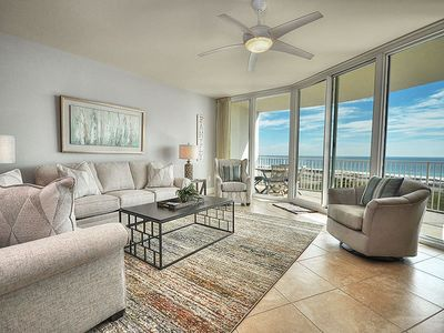 Photo for New Decor - Great Views of the Gulf - 65' Smart TV - 1PM Check in Option