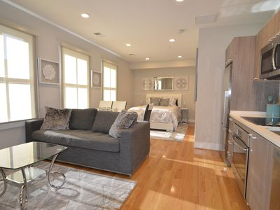 Photo for Excellent Location in Georgetown, Walk to Downtown DC, Monuments, Dupont Circle!