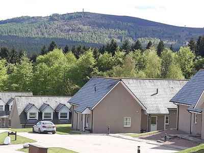 Photo for Inchmarlo Golf Resort holiday villa with golf and tennis nearby Banchory