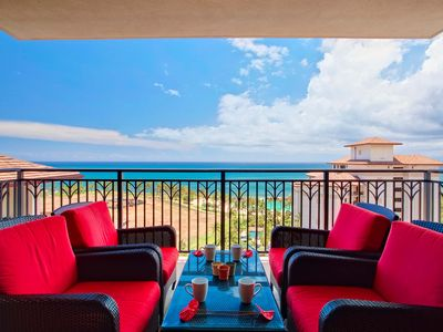 Photo for Sweeping Ocean Views from the 12th Flr ~ Quiet & Private ~ Rated Exceptional