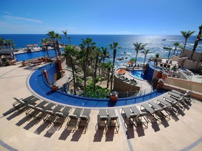 Photo for Ocean Front Cabo Rental at Beautiful Sirena del Mar Resort