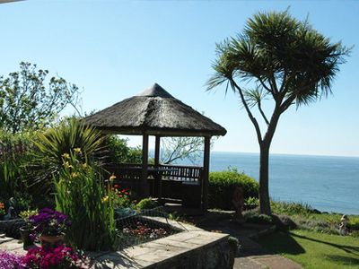 Photo for Self contained 5 star Boat House Studio overlooking the Sea ideal for couples