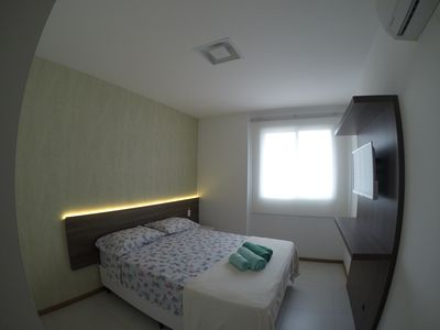 Photo for Beautiful new flat fitted and decorated in Suá Inlet
