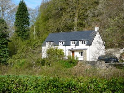Photo for Contemporary Holiday Cottage,  stream, forest , views