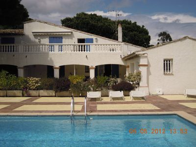 Photo for LAST. MIN. St. RAPHAEL, JULY 14-21. AP. F3 700 € INSTEAD OF 900 / wk. RES. ST.