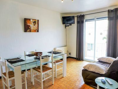 Photo for Apartment Beau rivage 2  in Narbonne - Plage, Hérault - Aude - 6 persons, 2 bedrooms