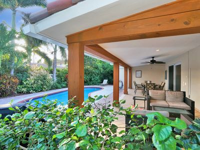 Photo for Affinity Coral - Private Pool, Patio, Near Waterway And Beach