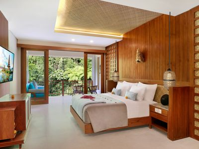 Photo for Suite Forest View In Ubud