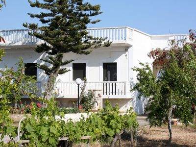 Photo for Calm and rural located with large garden, wifi | holiday house Messenia, Pelopon