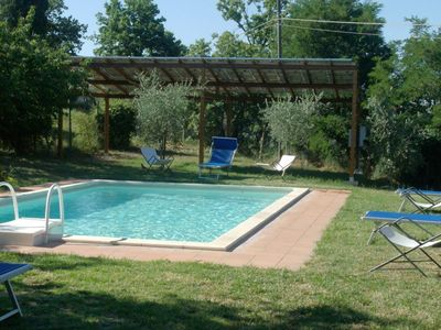 Photo for Six Bedroom Villa Southern Tuscany  Villa Tuscany is a lovely example of a Tuscan farmhouse house immersed