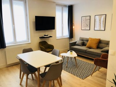 Photo for Appartement hyper centre de Lille - Gare Lille Flandres