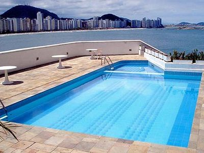 Photo for 4BR Apartment Vacation Rental in Guarujá, SP