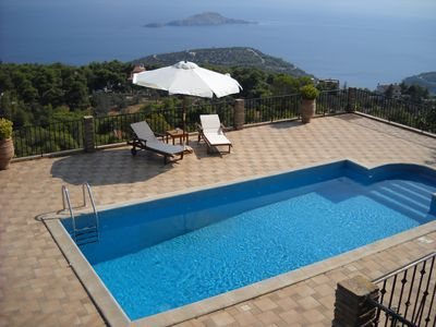 Photo for luxury villa with amazing view