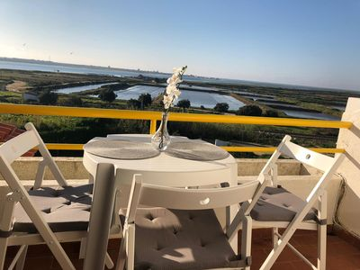 Photo for Apartment, Algarve, Portugal, Balcony with sea view