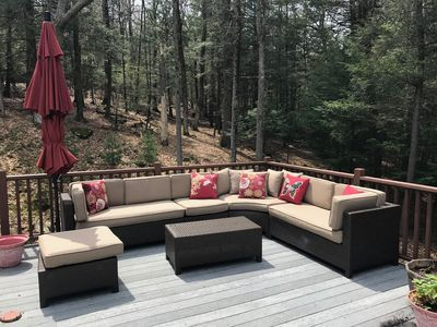 Photo for 5BR House Vacation Rental in Goshen, Connecticut