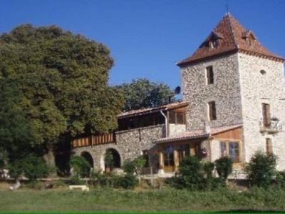 Photo for Rustic holiday home (Domaine Gavarrre) in Midi-Pyriné France