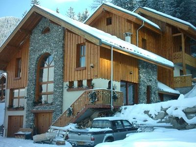 Photo for Beautifully decorated apartment near the center in Valfrejus