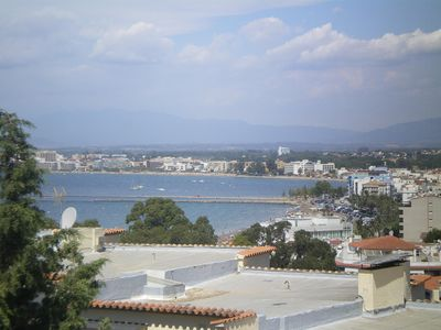 Photo for RENOVATED stunning views over the bay of ROSAS