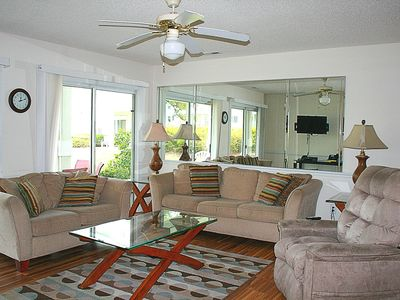 Photo for 1 Bedroom, 1 Bath with washer and dryer and great resort amenities(1202M)