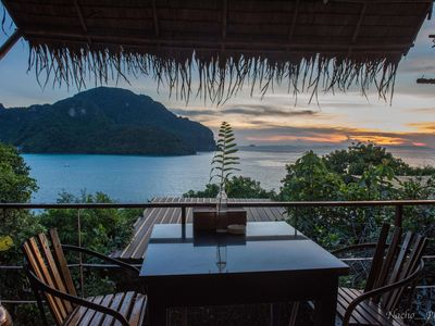 Photo for Beautiful View Twin Bungalow on Phi Phi!