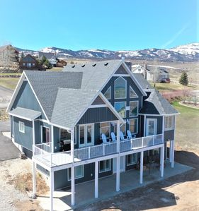 Photo for New Listing and new build! Gorgeous 5 bedroom home with amazing views!