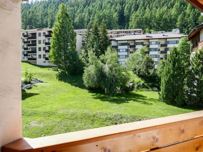 Photo for Apartment Chesa Maurus A12 in St. Moritz - 3 persons, 1 bedrooms