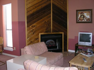 Photo for Centrally Located Four Season Resort Condo - Ski/Hike/Bike/Hunt/Fish/Four