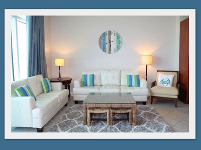 Photo for Oceanfront condo with breathtaking beach, ocean, and pool views!