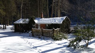 Photo for Ivy Cottage -Central Pennsylvania-Creekside