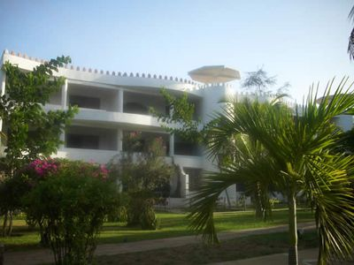 Double Apartment Warthog In The Center Of Malindi In Blue Marlin Sporting Resort