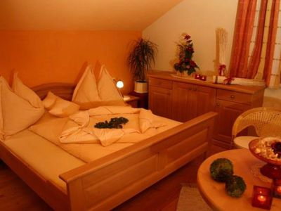 """Photo for Holiday apartment """"Breath"""" / 2 bedrooms / shower / WC - Grüblerhof - feel-good holiday"""
