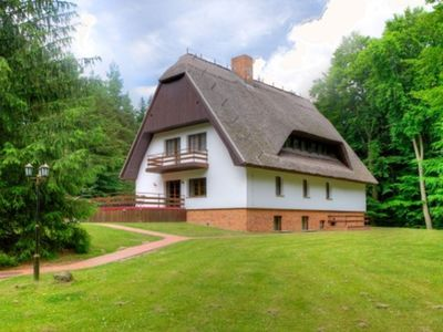 Photo for Thatched - Jagdschloss Waldsee