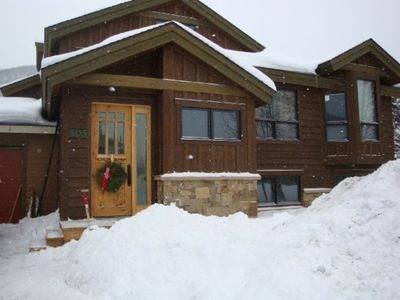 Our Home - The Summit Lodge