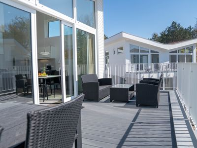 Photo for Luxury 8-person penthouse Dune villa in the holiday park Landal Travemünde - on the coast/the beach