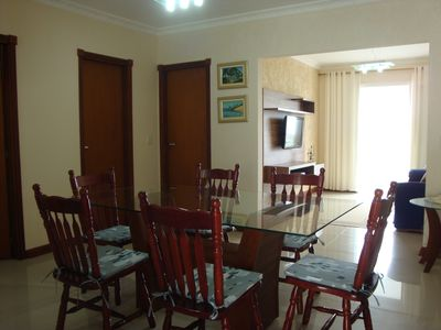 Photo for EXCELLENT APT - Air conditioning (bedrooms and living room). Beautiful condo in great condo