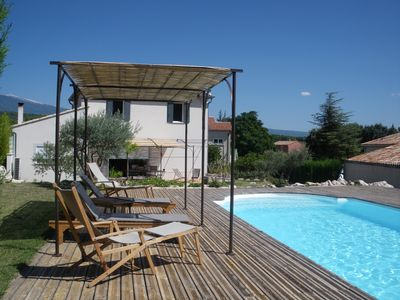 Photo for House in Provence at the foot of Ventoux