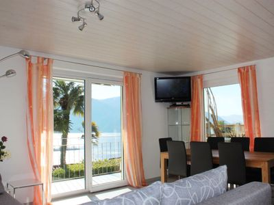 Photo for Apartment Triangolo in Ronco sopra Ascona - 2 persons, 1 bedrooms