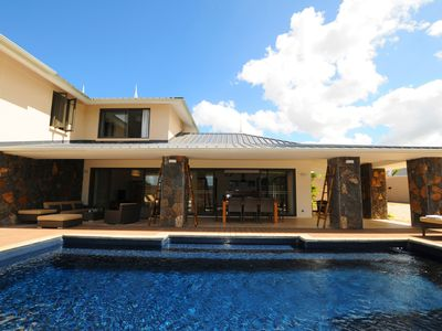 Photo for Villa Cascavelle C1 with private pool Free wifi