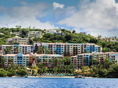 Photo for Marriott's Frenchman's Cove St Thomas USVI 2 Bedroom