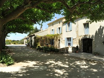 Photo for CHARMING GITE IN PROVENCE IN THE HEART OF THE VINES