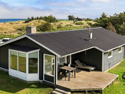 Photo for Enchanting Holiday Home in Hirtshals Denmark with Sauna