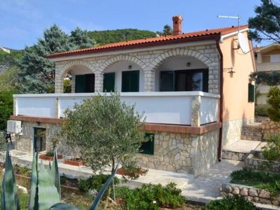 Photo for Holiday house Rab for 6 - 8 persons with 3 bedrooms - Holiday house