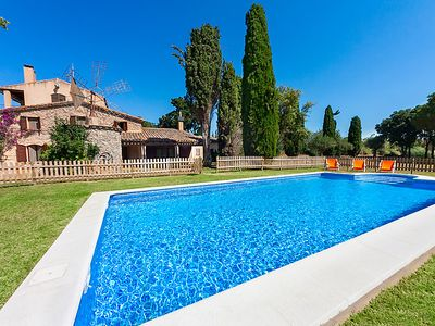 Photo for Vacation home Mas Moli in Vall-Llobrega - 17 persons, 8 bedrooms