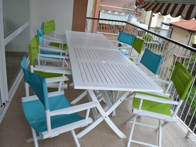 Photo for 3BR Apartment Vacation Rental in Jesolo Lido