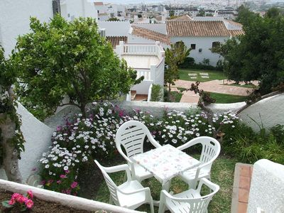 Photo for Apartment San Juan De Capistrano Nerja Malaga Costa Del Sol Panoramic Sea View